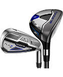 Cobra Fly-Z XL Hybrid/Irons - Graphite/Steel