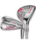 Cobra Women's Fly-Z XL Hybrid/Irons - Graphite