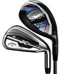 Callaway XR Hybrid/Irons - Graphite