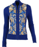 EP Pro Women's Regal Scroll Cardigan