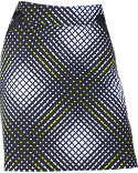 EP Pro Lattice Print Skort