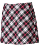 Lady Hagen Montgomery Plaid Skort