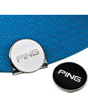 PING Hat Clip & Ball Markers