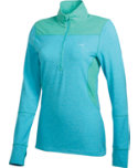 PUMA Women's Long Sleeve 1/4-Zip