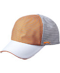 Slazenger Women's Platform Striped Hat
