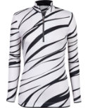 Tail Women's Zebra Print Gisette Top