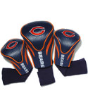 Team Golf Chicago Bears NFL Contour Sock Headcovers