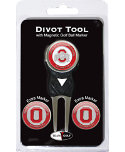 Team Golf Ohio State Buckeyes NCAA Divot Tool