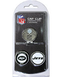 Team Golf New York Jets NFL Cap Clip