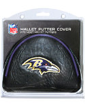 Team Golf Baltimore Ravens NFL Mallet Putter Cover