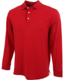 Walter Hagen Lexington Long Sleeve Polo