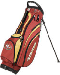 Wilson San Francisco 49ers NFL Stand Bag