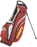 Wilson Kansas City Chiefs NFL Stand Bag
