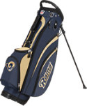 Wilson St. Louis Rams NFL Stand Bag