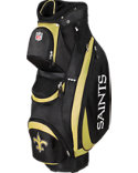 Wilson New Orleans Saints NFL Cart Bag