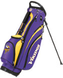 Wilson Minnesota Vikings NFL Stand Bag