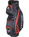 Wilson Houston Texans NFL Cart Bag