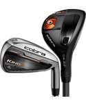 Cobra KING F6 Hybrids/Irons - Graphite
