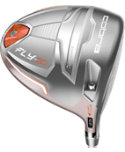 Cobra Women's Fly-Z Driver - Silver Flower Pearl