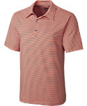 Cutter & Buck Hitch Stripe Polo