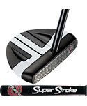 Odyssey Works Big T V-Line CS SuperStroke Putter