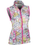 EP Pro Women's Tropical Print Vest