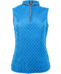 Jamie Sadock Women's Dippin' Dots Sleeveless Polo