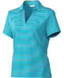 Lady Hagen Women's Essentials Stripe Polo