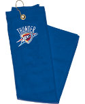 McArthur Sports Oklahoma City Thunder Tri-Fold NBA Towel