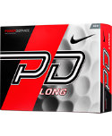 Nike PD Long Personalized Golf Balls - 12 Pack