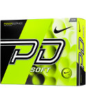 Nike PD Soft Volt Personalized Golf Balls - 12 Pack