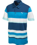 PUMA Kids' Road Map Polo