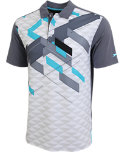 Slazenger Speed Geo Print Polo