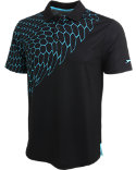 Slazenger Speed Shoulder Print Polo