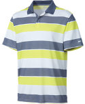 Slazenger Speed Wide Stripe Mesh Polo