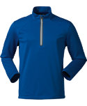Slazenger Tech Bonded ¼-Zip Long Sleeve Pull-Over