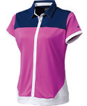 Slazenger Women's Bold Collection Colorblock Polo
