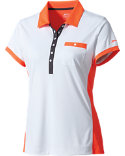 Slazenger Women's Hybrid Collection Colorblock Polo