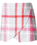 Slazenger Intensity Collection Plaid Wrap Skort