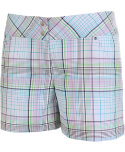 Slazenger Women's Power Collection Plaid Shorts