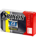 Srixon Q-Star Tour Yellow Golf Balls (ZStar 4) - 15 Pack