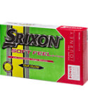 Srixon Soft Feel Tour Yellow Golf Balls - 15 Pack
