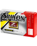 Srixon Z-Star XV Tour Yellow Golf Balls (ZStar 4) - 15 Pack