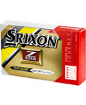 Srixon Z-Star Tour Yellow Golf Balls (ZStar 4) - 15 Pack