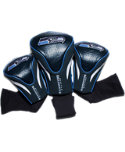 Team Golf Seattle Seahawks NFL Contour Sock Headcovers - 3 Pack