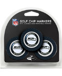 Team Golf Seattle Seahawks NFL Golf Chips - 3 Pack