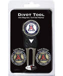 Team Golf Arizona Wildcats NCAA Divot Tool