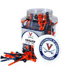 Team Golf NCAA Virginia Cavaliers Tee Jar - 175 Pack