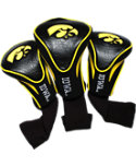 Team Golf Iowa Hawkeyes Contour Sock NCAA Headcovers - 3 pack