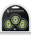 Team Golf Green Bay Packers NFL Golf Chips - 3 Pack